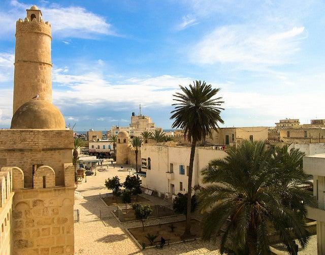 Susa, una de las ciudades de Túnez más bonitas