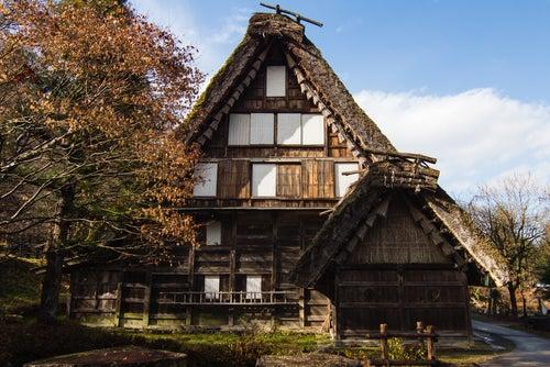 Hida Folk Village en Takayama