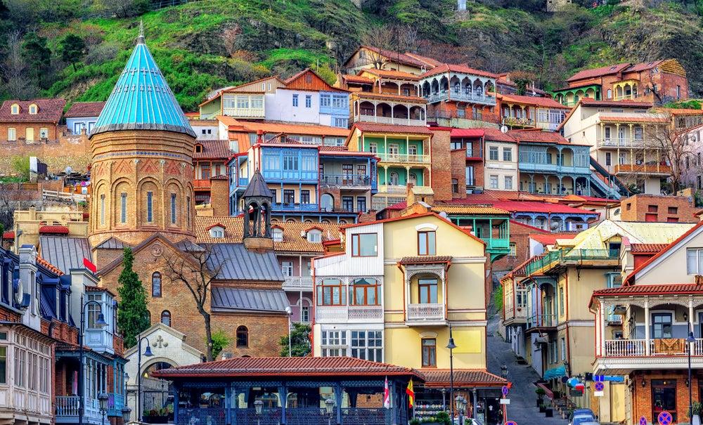 Tiflis en Georgia, lugar para visitar en 2018