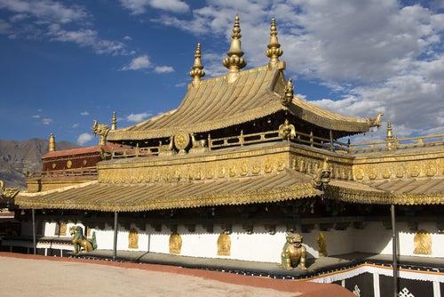 Templo de Jokhang en Lhasa