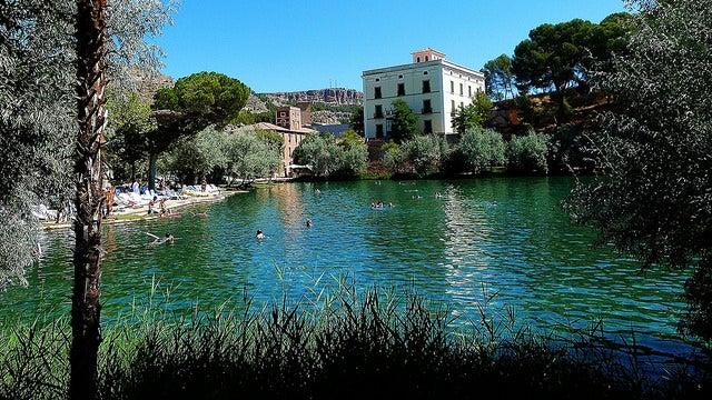 Visitamos los mejores balnearios de España