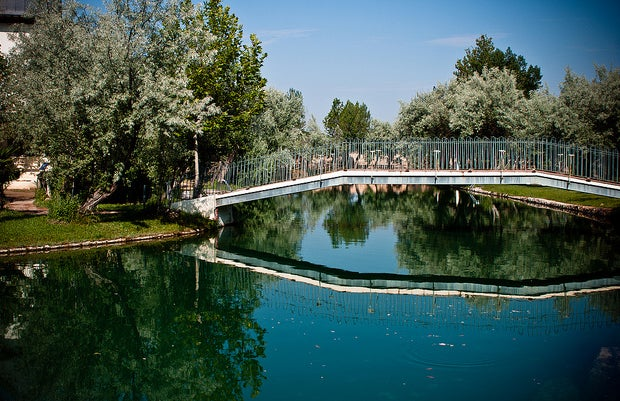 Termas Pallarés, uno de los balnearios de España