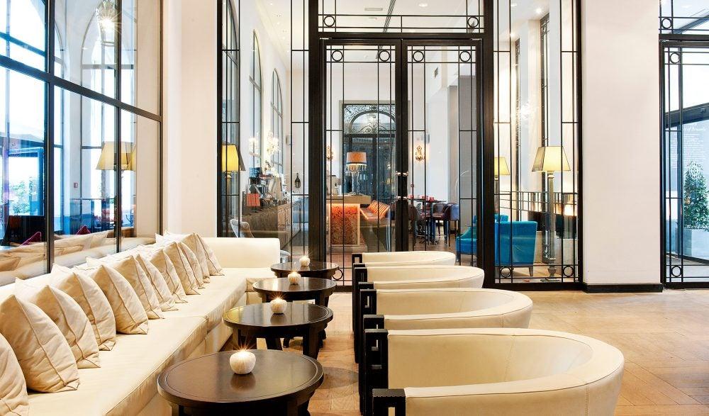 Hoteles en Bruselas, The Dominican