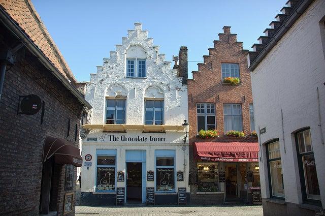 Viajara Brujas, tienda de chocolate