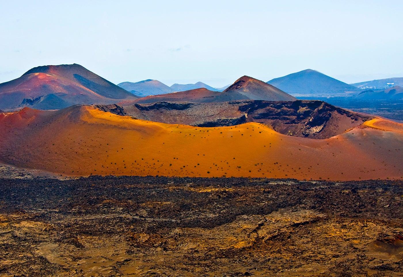 Rincones de las islas Canarias que parecen de otro mundo