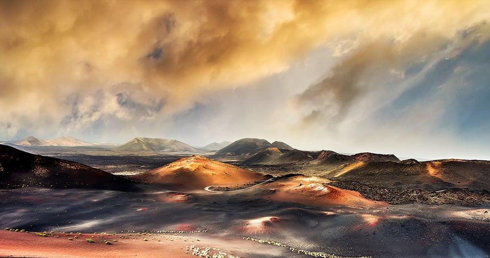 Rincones de las islas Canarias increíbles, Timanfaya