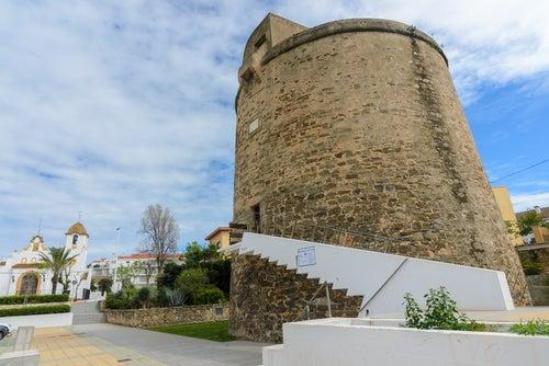Torre Almenara en Punta Umbría