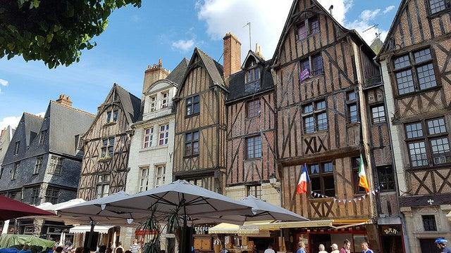Tours en el río Loira