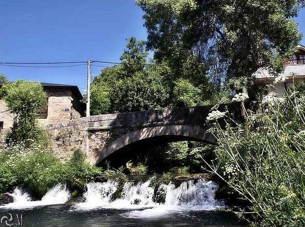 Trefacio en el lago de Sanabria