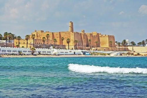 Túnez, parada de cruceros por el Mediterráneo