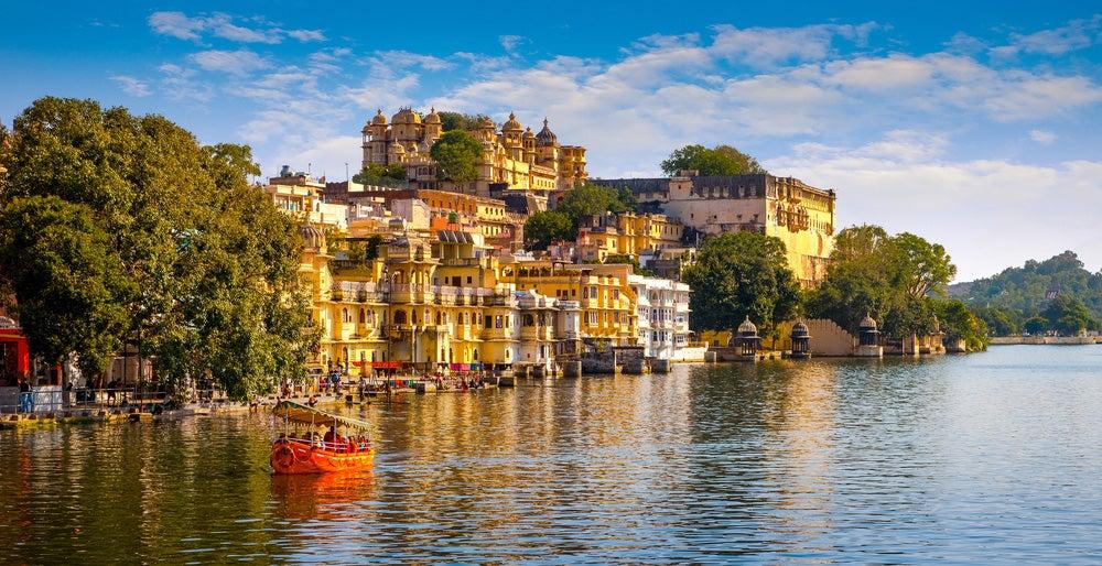 Conoce la bella Udaipur, la Venecia india