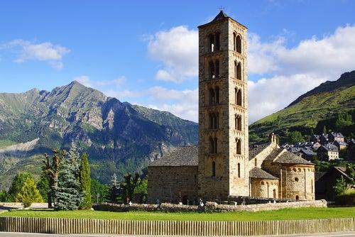 San Climent de Taull en los Pirineos