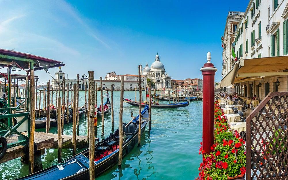 El tiempo en Venecia, una aventura entre sus canales