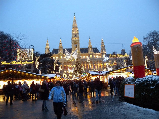 Destinos baratos europeos, Viena