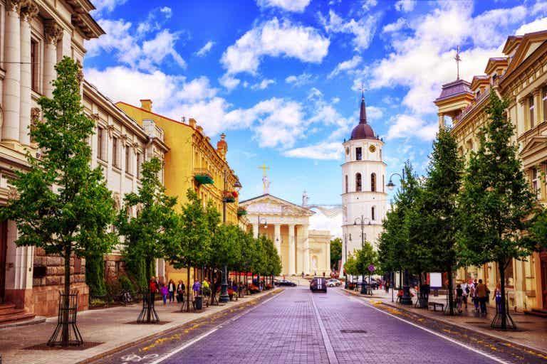 3 razones para visitar Vilna, la capital de Lituania
