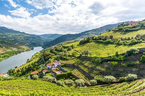 Río Duero en Portugal