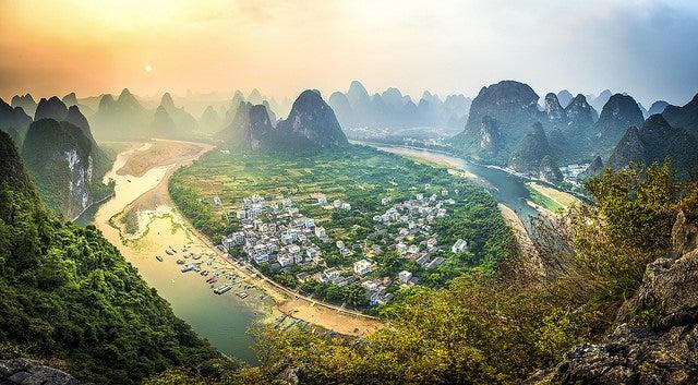 5 cosas muy especiales que puedes hacer en Guilin