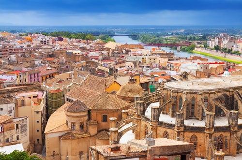 Vista de Tortosa