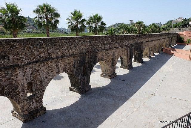 Acueducto romano de Almuñécar
