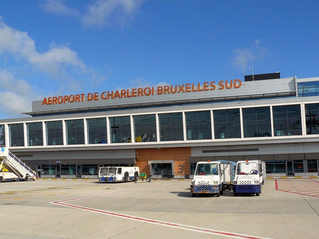 Cómo llegar desde el Aeropuerto de Charleroi a Bruselas