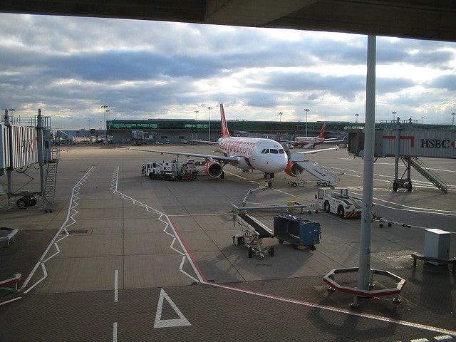 Aeropuerto de Stanted en Londres