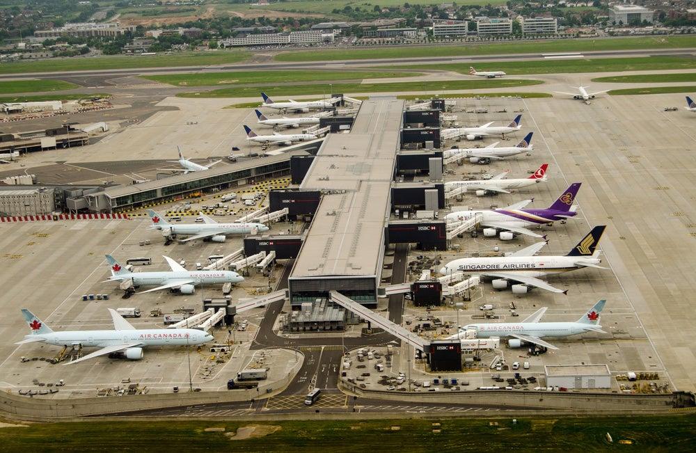 Guía completa de los aeropuertos de Londres