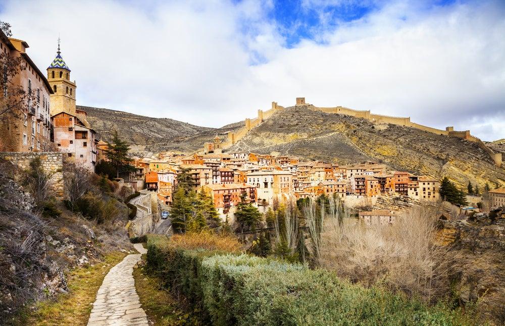 Visitamos la ciudad medieval de Albarracín en Teruel