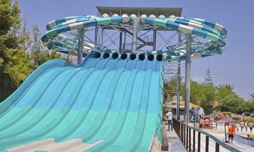 Visitar Aqualand, una de las cosas que hacer en Torremolinos