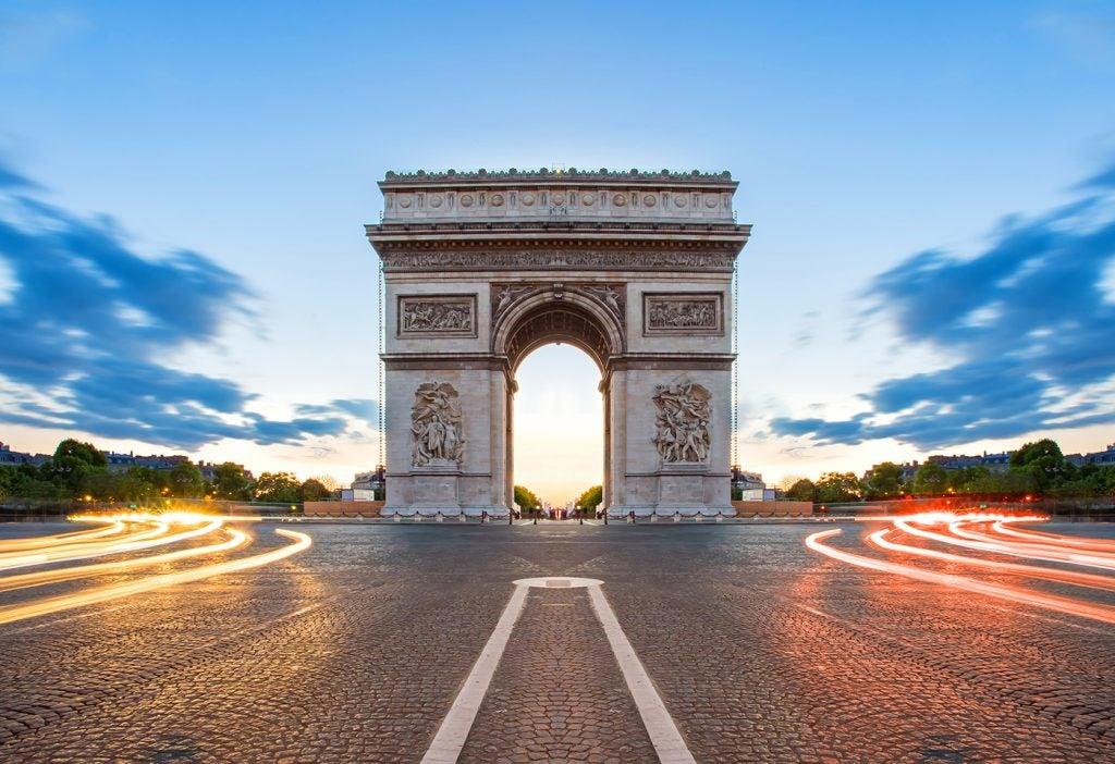Dónde comer cerca del Arco del Triunfo de París