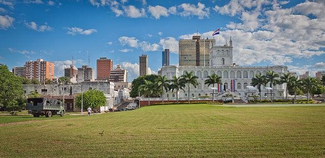 Asunción en Paraguay