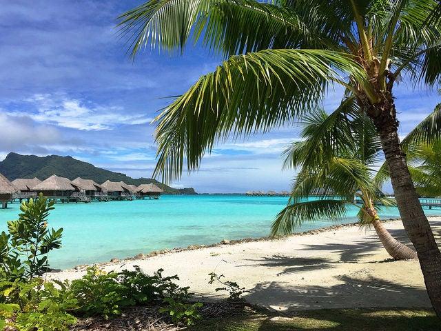 Bora Bora, un lugar donde tocar el cielo