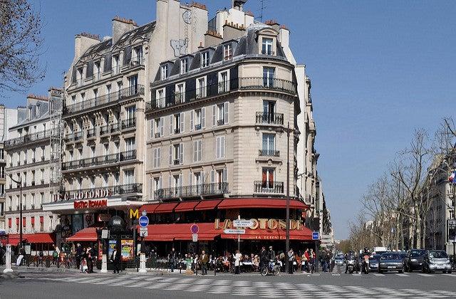 Boluevard Montparnasse