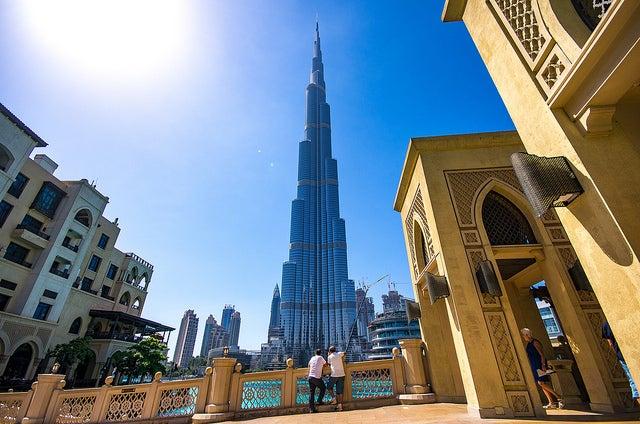 Burj Khalifa enDubái, un lugar que te hará tocar el cielo