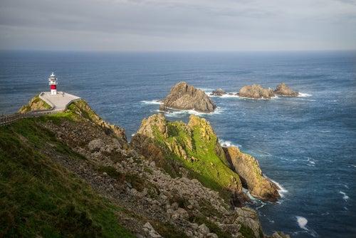 Cabo Ortegal en Galicia