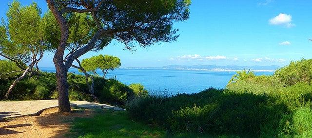 Cala Blava en Mallorca