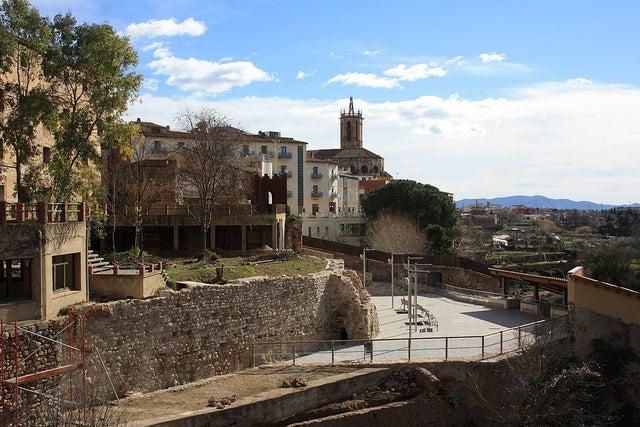 Caldes de Montbui, los mejores sitios que visitar
