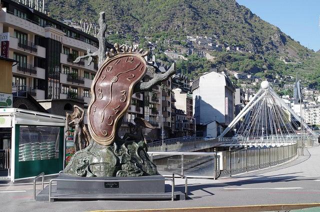 Calle de Andorra la Vella