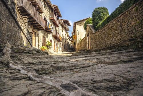 Calle de Rupit