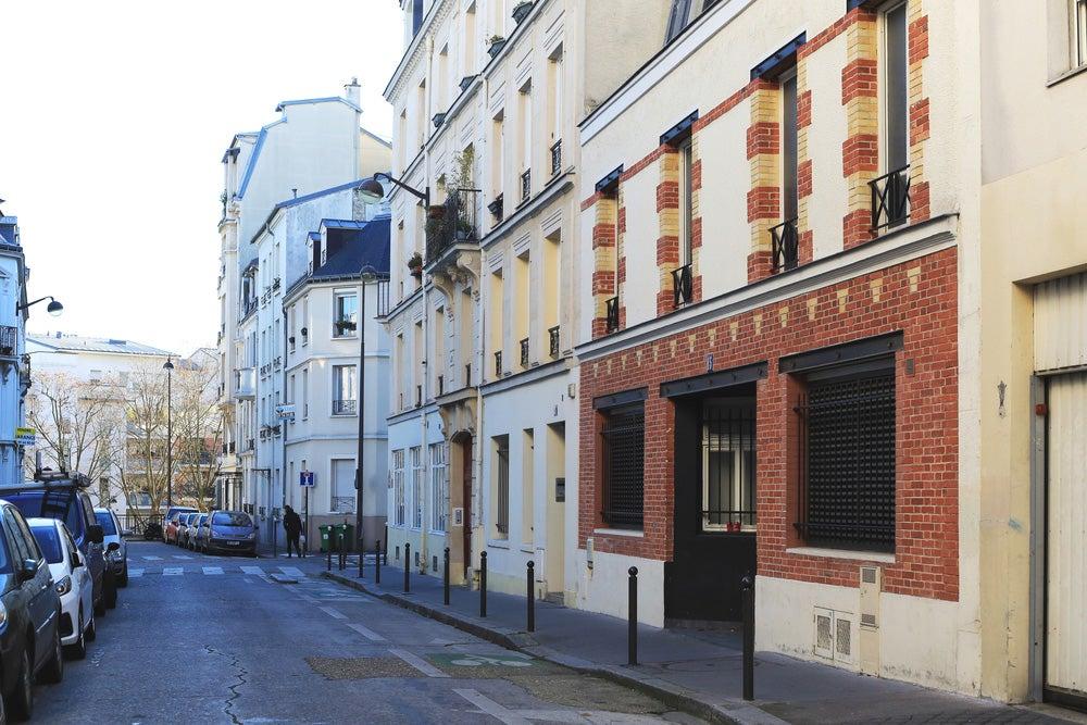 Calle de Montparnasse