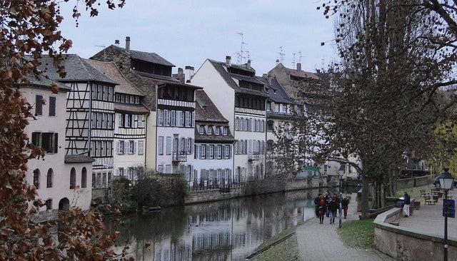 Canales de Estrasburgo