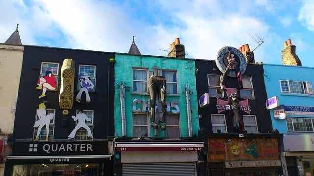 Camden Town, el barrio más diferente de Londres