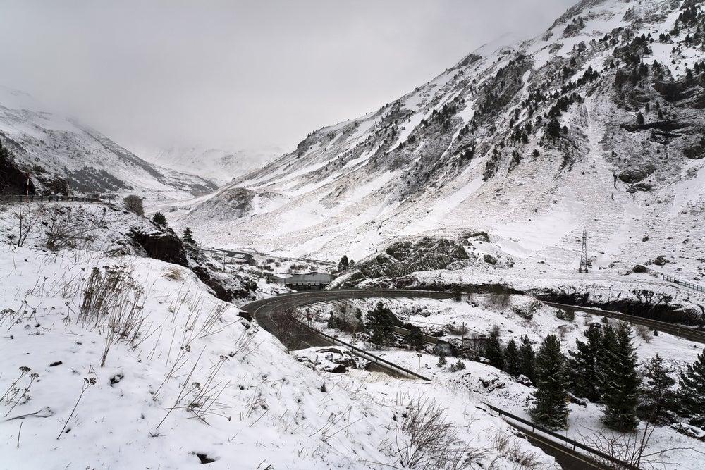 Carretera de Astún