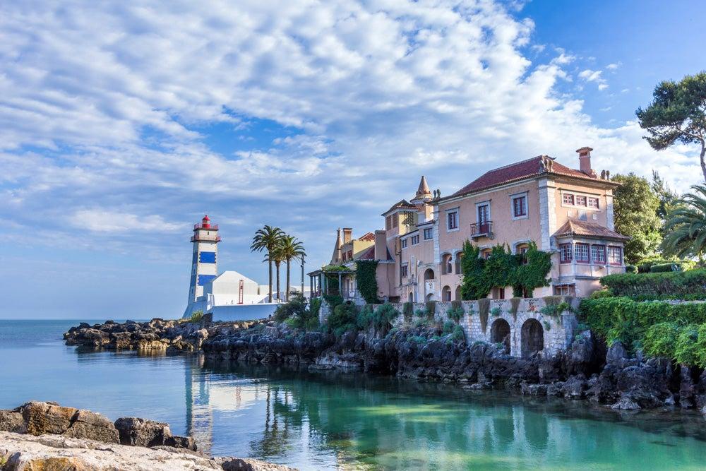 Pueblos y pequeñas ciudades de Portugal: Cascais