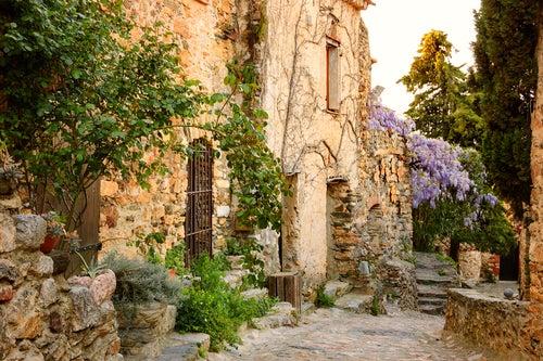 Castelnou en Francia