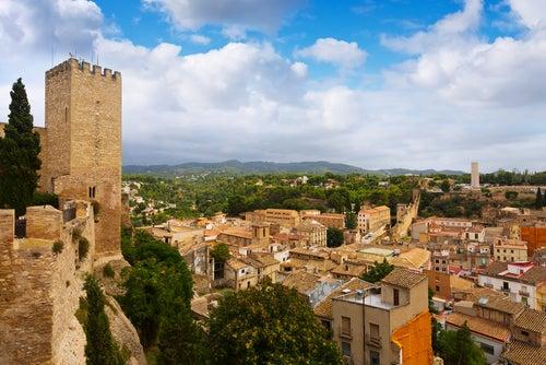 Castillo de la Suda en Tortosa