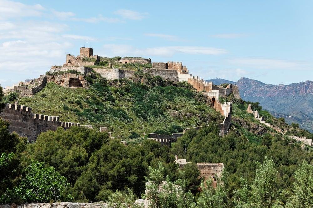 Visitamos el castillo de Sagunto, un gran monumento