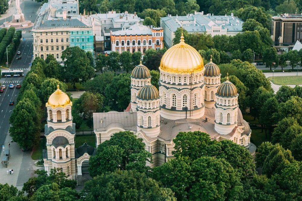 Catedral de la Natividad de Riga