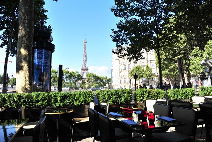 Chez Francis, para comer cerca de la torre Eiffel