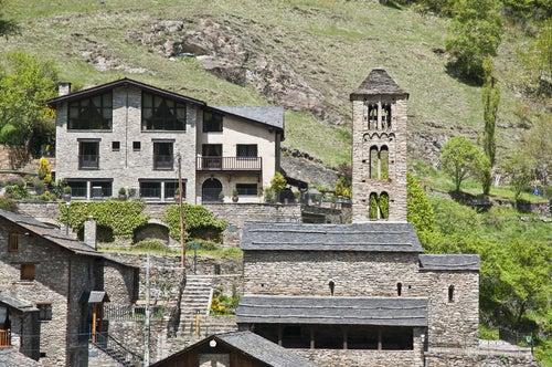 Iglesias románicas de Andorra: San clemente de Pal