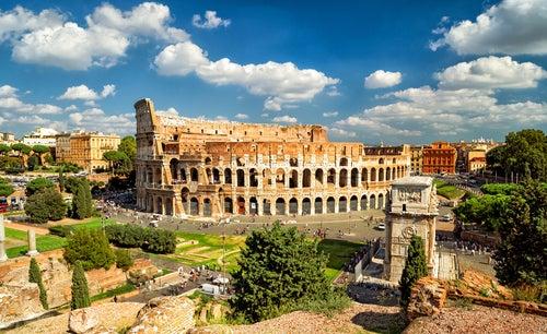 Cómo llegar al Coliseo de Roma